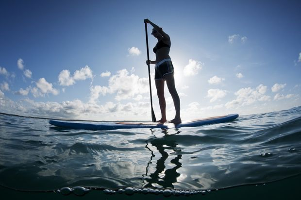 Stand Up Paddle Boarding – The Basics