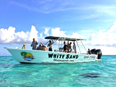 STINGRAY CITY SNORKEL TOURS