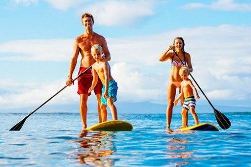 Standup Paddle Boards